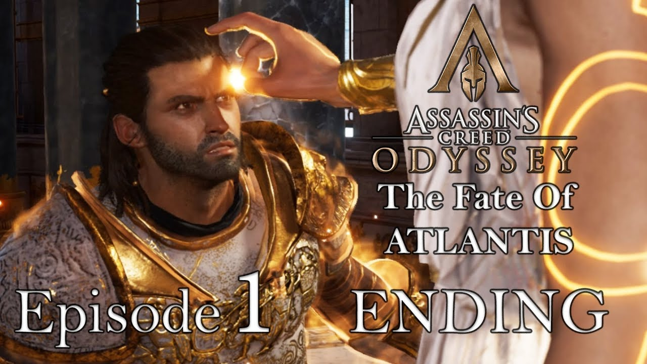 Assassin S Creed Odyssey The Fate Of Atlantis Fields Of Elysium Episod Assassins Creed Odyssey Assassins Creed Odyssey The fate of atlantis episode 3