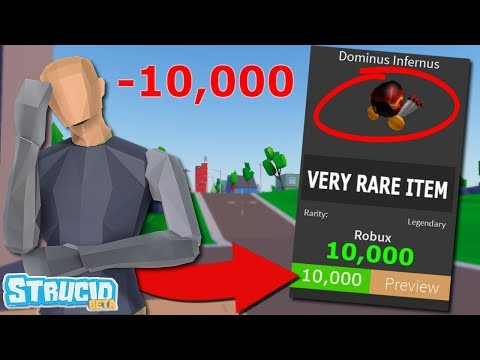 Every time I DIE I BUY A LEGENDARY In Strucid (Roblox)