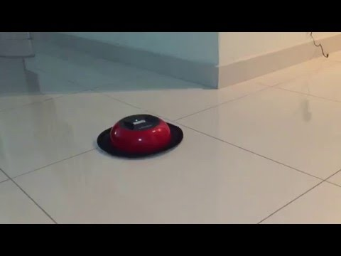 Vileda Virobi - Robotic Floor Auto Cleaner