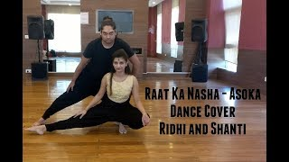 Download Video RAAT KA NASHA - ASOKA (2001)   SHAHRUKH KHAN   KAREENA KAPOOR   DANCE COVER MP3 3GP MP4