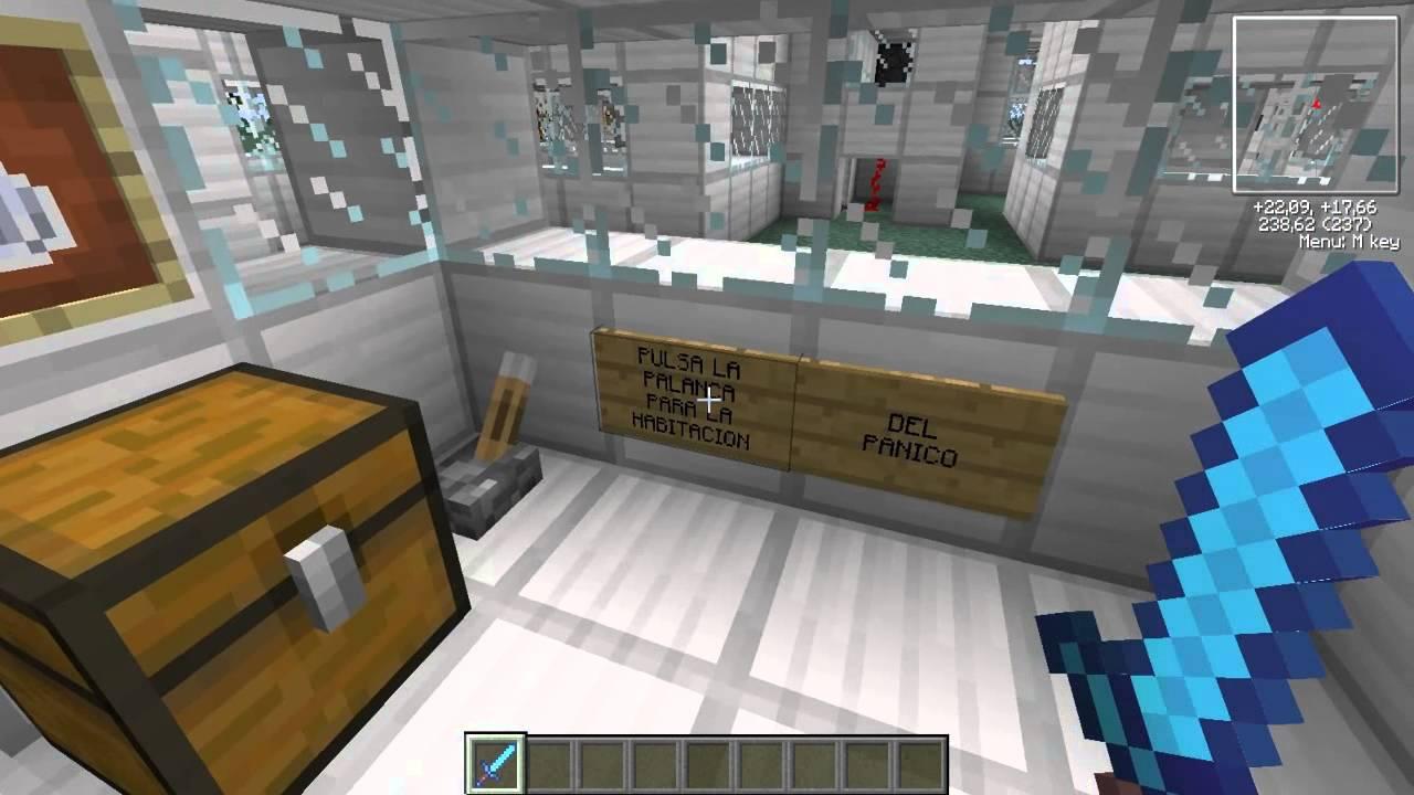 Minecraft 1 7 2 Casa Automatica 1 Link De Descarga