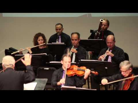 Saint Saens Violin Concerto no. 3 arrangement for chamber orchestra