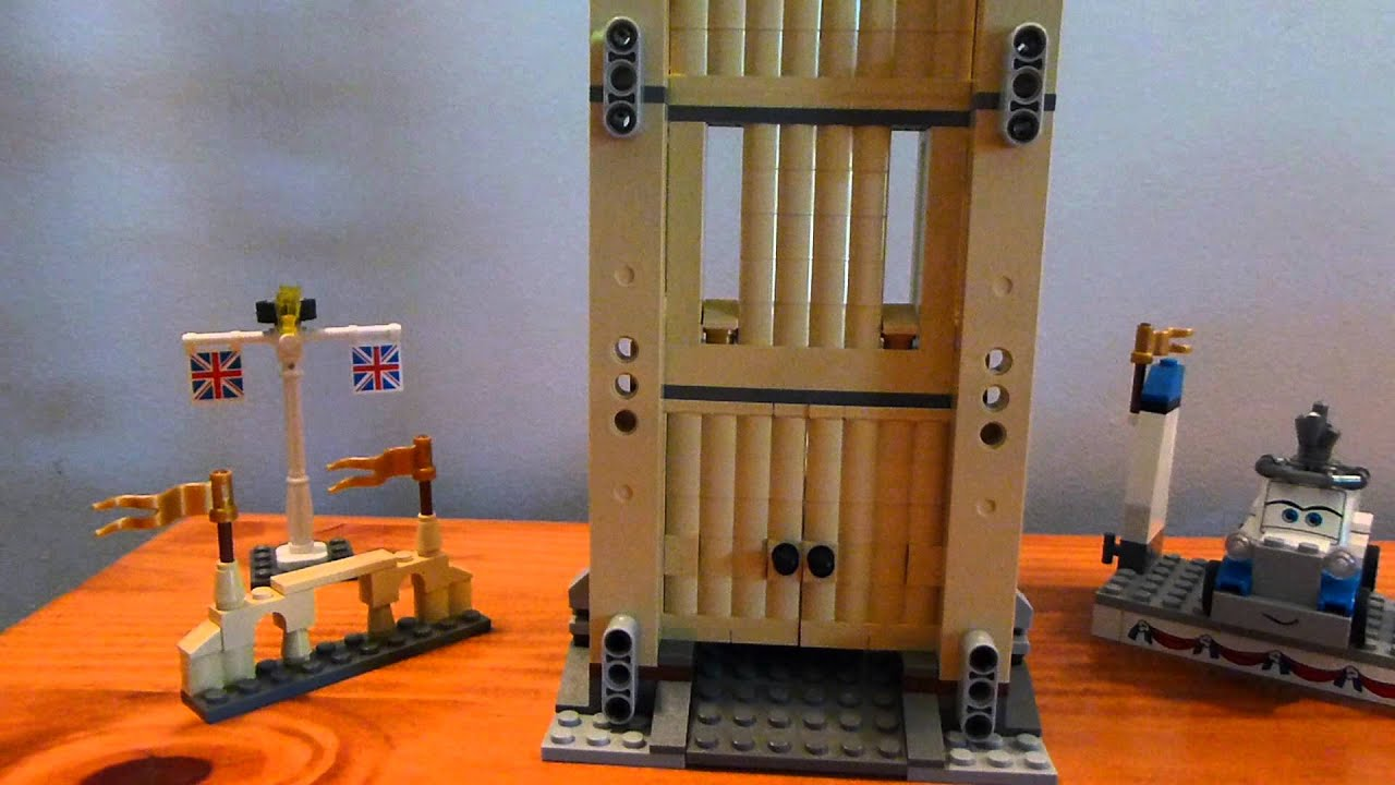 Lego Cars Set Review #8639