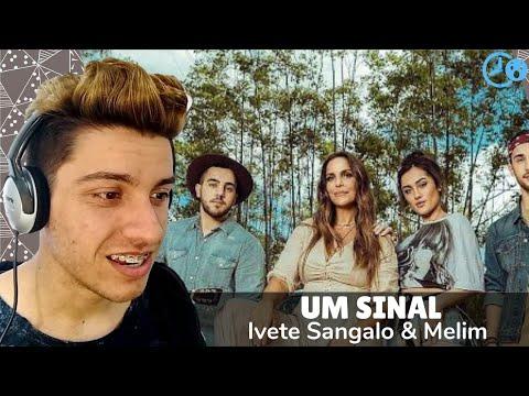 Ivete Sangalo & Melim - Um Sinal REACT + REVIEW