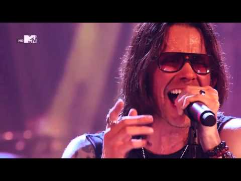 Brent Fitz with Slash – MTV World Stage 2014 Glasglow Full Show HD