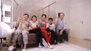 Дружная семья Елисеевых  - еще одна счастливая история
