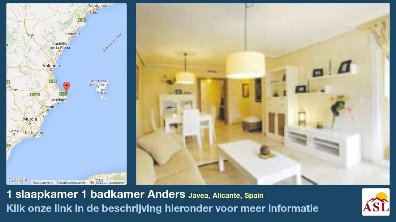 1 slaapkamer 1 badkamer Anders te Koop in Javea, Alicante, Spain ...