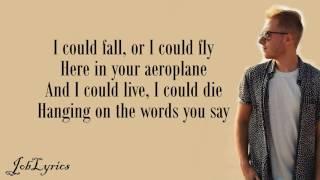 Ed-Sheeran - DIVE (Lyrics){Jonah Baker Cover}