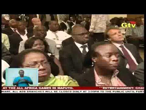 Ghana's Economic Report
