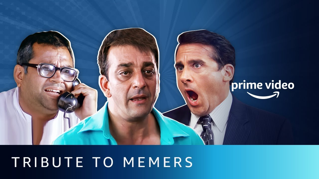 A Tribute To The Memers | Amazon Prime Video #shorts