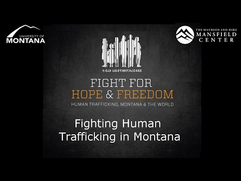 Fighting Human Trafficking in Montana