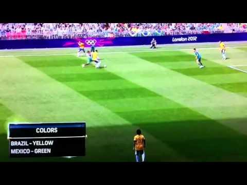 Gol de Peralta Brasil 1-2 Mexico - Oribe Peralta Goal Brazil 1-2 Mexico