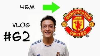Ozil se quiere ir al Manchester United,dicen periodistas con