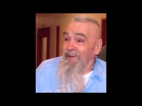 Three Minutes with Charles Manson