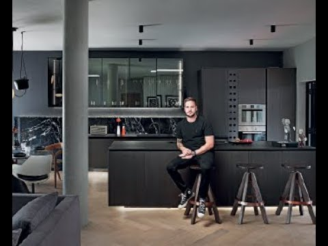 Pared Back Glamour In Tristan Du Plessis Parkhurst Home Youtube