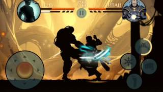 игра бой с тенью видео