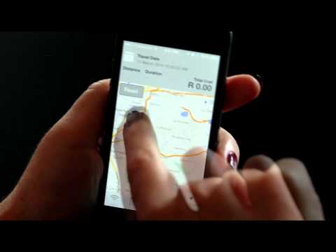 TollTrack For IOS Route Planner / Toll Calculator Demonstration
