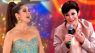 Carolina Papaleo bancó a Laura Novoa en Cantando 2020 y confesó que la critica mucho