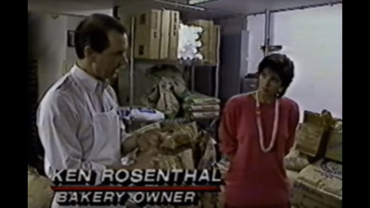 Ken Rosenthal St  Louis Bread Panera Bread Founder