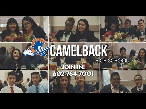 Camelback High School | Changing Lives Forever