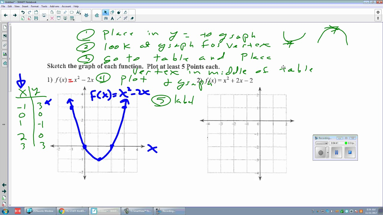 Graphing parabolas in standard form calculator howsto standard form of a parabola calculator choice image example falaconquin