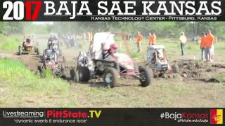 2017 Baja SAE Kansas (teaser) - Pittsburg State University