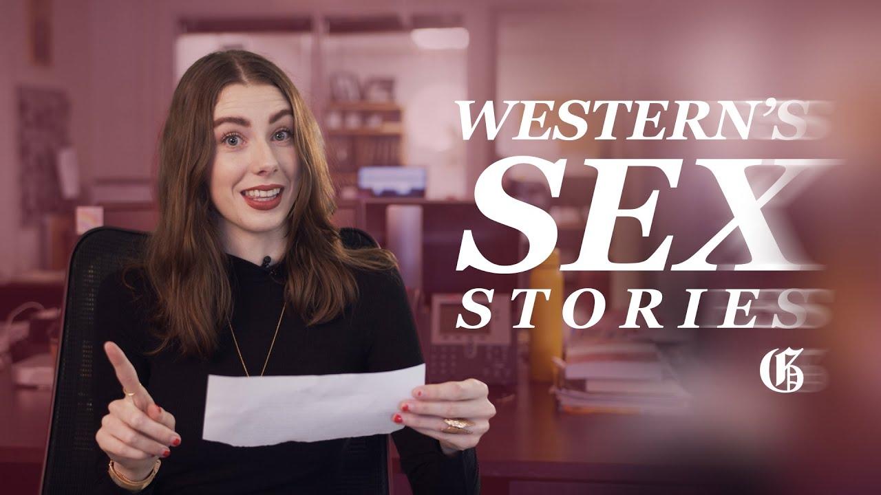 Western University's raunchiest sex stories, read aloud ...