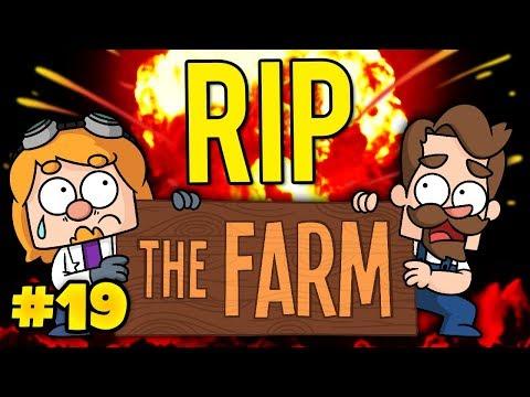 Minecraft The Farm #19 - The Bad Button