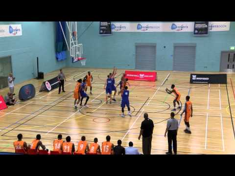 SGS College vs Preston College - EABL Final Four