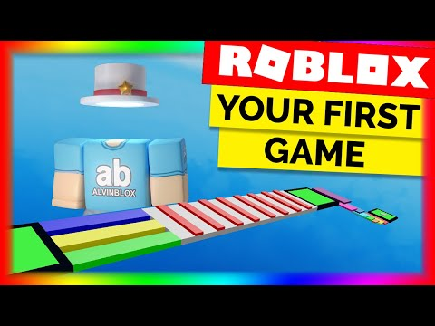 How To Make A Roblox Game - In 20 Minutes - 2021 Working