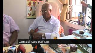 Aruvikkara By Election BJP Gets Five Fold Increase