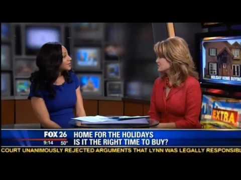 Fox 26 News Houston Housing Market (Holidays)