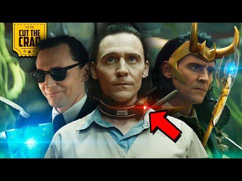 Что показали в трейлере 'Локи/Loki'   Киновселенная Марвел не будет прежней - Видео онлайн
