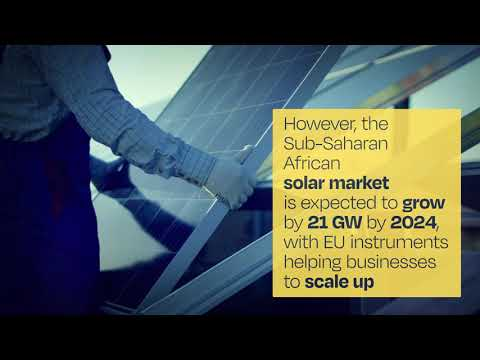 Solar Success in Africa (supported by GET.invest): Season 2