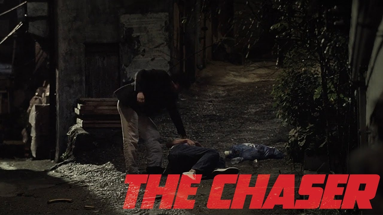Download The Chaser (2008) HD - Chasing and Fight Scene