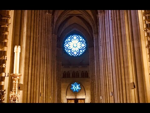 Saint John's Cathedral, NYC/The Biggest Cathedral In U.S.A