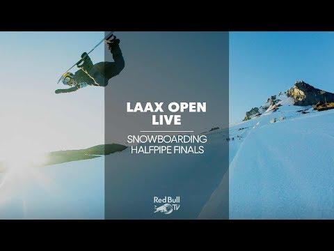 Download Youtube: REPLAY Snowboarding Halfpipe Finals | LAAX Open