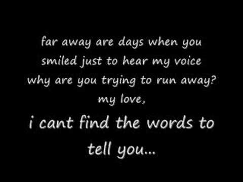 Alesana-Beautiful in blue with lyrics