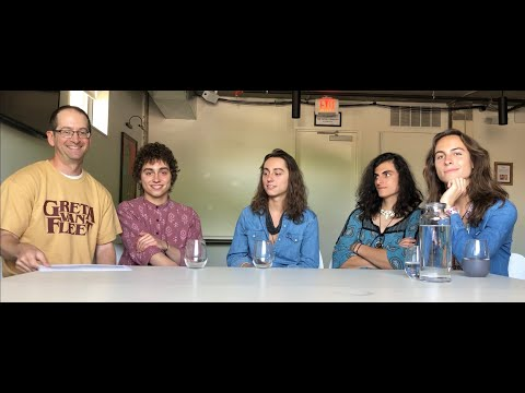 Talking with Michigan rockers Greta Van Fleet, unedited and unfiltered