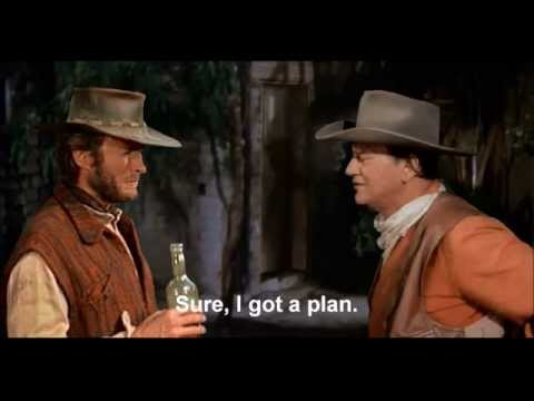 Rio Diablo  John WayneClint Eastwood movie