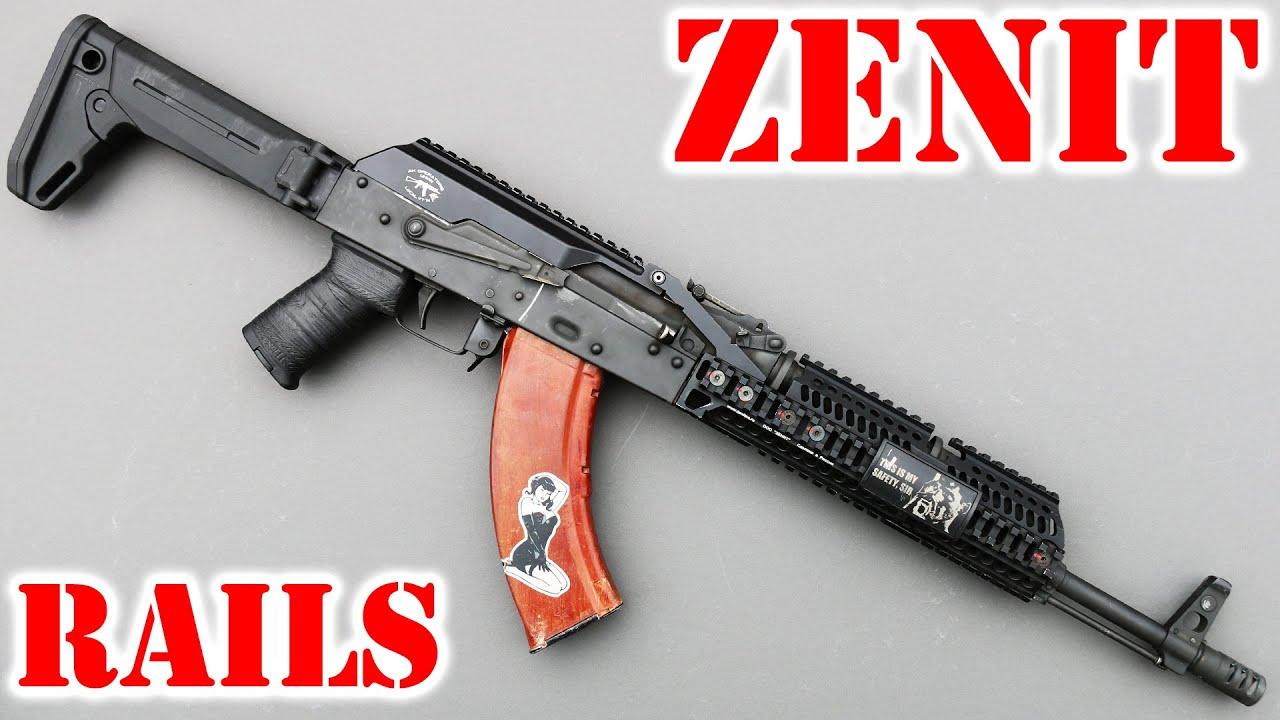 Zenit Ak Rails B30 B31 And B33 Youtube