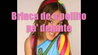 Watch Danna Paola Chiquita Pero Picosa video