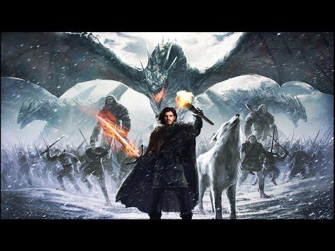 """Jon Snow, the new Targaryen  """"From ice to fire, Jon in season 7,8"""""""