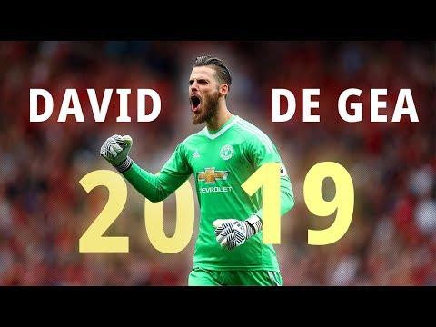 David de gea 2019 ● Crazy & Super saves | 1080P