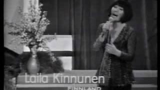 Laila Kinnunen - Yli vuorien 1971