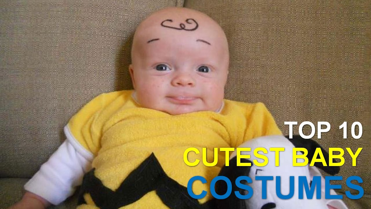 🎃 10 cutest halloween baby costumes 🎃 - youtube