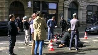 Pferde im Vorderen Westen: So waren die Dreharbeiten für 'Ostwind' in Kassel