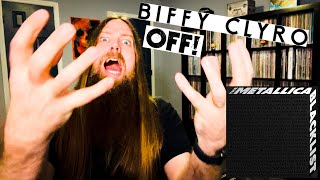"""Old Head Reacts: Biffy Clyro / OFF! -  """"Holier Than Thou"""" (Metallica)"""
