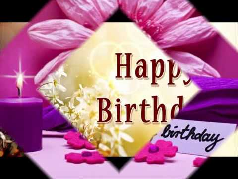 Happy Birthday Flowers Wallpaper Images