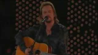 Travis Tritt - Long Haired Country Boy (live)